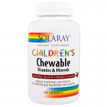 Childrens Chewable Vitamins and Minerals 120...