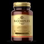 B COMPLEX 50 50 caps Solg