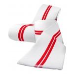 Бинты коленные Бело-Красные 2 метра