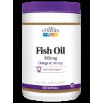 Omega 3 Fish Oil 1000 mg 300 caps