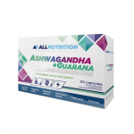 Ashwagandha Guarana 30 caps