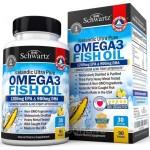 OMEGA 3 Fish Oil Icelandic Ultra Pure 90 cap...
