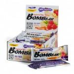 *BombBar Протеиновый Батончик 60 g
