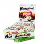 Мультизлаковый BombBar Muesli 45 gr