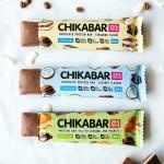 CHIKABAR 25 Protein Bar 60 g