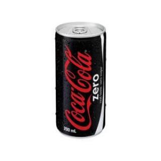 Coca Cola ZERO can 250 ml