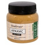 Арахисовая Паста DopDrops Арахис 250 гр...