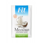 Молоко Кокосовое Сухое ФитПарад 35 гр...
