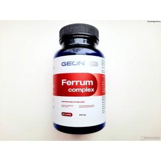 Ferrum Complex GEON 60 caps
