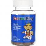Gummi King Multi Vitamin Mineral For Kids 60...