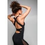 Комбинезон Black grid jumpsuit (XS)