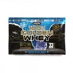 100 Golden Whey 1 serv 33 gr