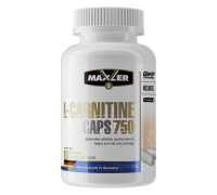L Carnitine 750 mg 100 caps