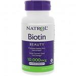 Biotin Beauty 10000mcg 100 tabs