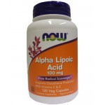 Alpha Lipoic Acid 100mg 120 caps