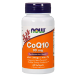 CoQ10 with Omega 3 60 caps