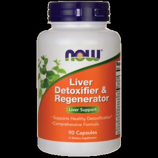 Liver Detoxifier Regenerator 90 caps