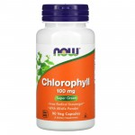 Now Chlorophyll 100mg 90 caps