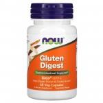 Now Gluten Digest 60 caps