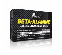 BETA ALANINE Carno Rush 80 tabs