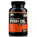 Fish Oil softgel 100 caps