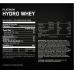 Platinum hydro whey 1590 gr