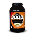 3000 MUSCLE MASS 4500 gr