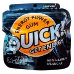 QUICK Energy Power GUM 15 gr