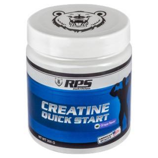 Creatine Quick Start 300 gr can