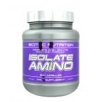 Isolate Amino 500 caps