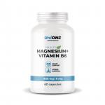 Magnesium Vitamin B6 600mg 60 caps UO...