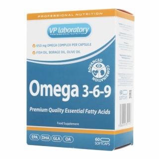 Omega 3 6 9 60 caps