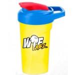 Шейкер Желтый WTF Labz 500 ml