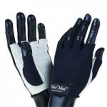 MADMAX Перчатки Basic MFG250 Белый-черный M...