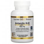 Antarctic Krill 500mg 120 caps