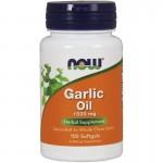 Garlic Oil 1500mg 100 caps Now