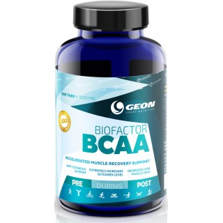 GEON Biofactor BCAA 200 tabs