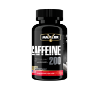 Caffeine 200mg 100 tabs MXL