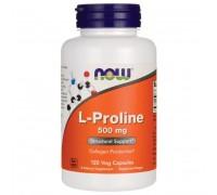 L Proline 500 mg 120 caps