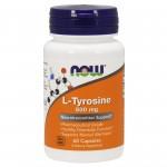 L Tyrosine 500 mg 60 caps