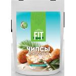 Чипсы Кокосовые Натуральные 40 гр
