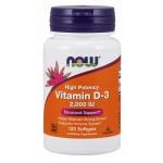 Vitamin D3 2000 IU 120 caps
