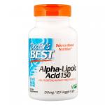 Alpha Lipoic Acid 150mg 120 caps