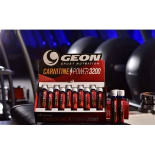 Carnitine Power 3200 25 ml amp