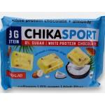 CHIKA SPORT Белый Шоколад 100 гр