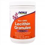 Now Lecithin Granules 454 g