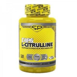 L CITRULLINE Malate 120 caps SP