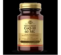 Vegetarian CoQ10 60mg 30 Vegetable Capsules Solg
