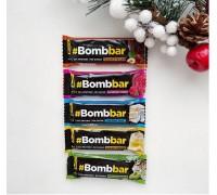 BombBar Протеиновый Батончик Глазированный 40 g