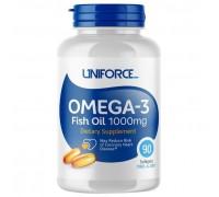 Uniforce Omega 3 Fish Oil 1000mg 90 caps